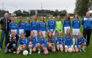 Meisjesvoetbal