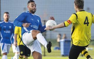 VOP aanvaller Vliet geen elftalleider meer