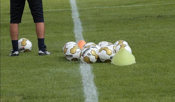 De Voetbalschool gaat van start!