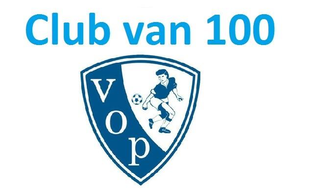 18 januari: Club van 100!