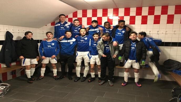 VOP JO15-1 Kampioen!