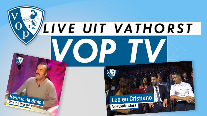 VOP TV LIve uit Vathorst