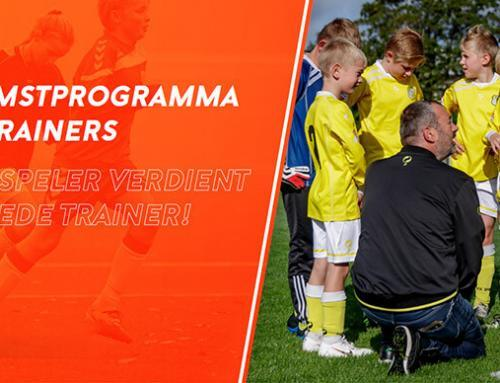24 september is de aftrap van het  Welkomstprogramma Nieuwe Trainers